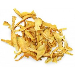 JR FARM Kawałki żółtej marchwi 50 g