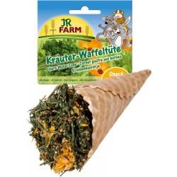 JR FARM Ziołowy rożek z wafla 60 g