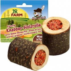 JR FARM drewniany wałek z marchewką 180 g
