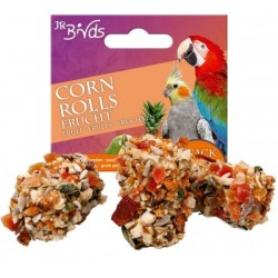 JR Birds Owocowe Corn Rolls 90 g