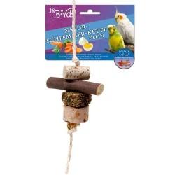 JR Birds Naturalny łańcuch dla łasucha, mały