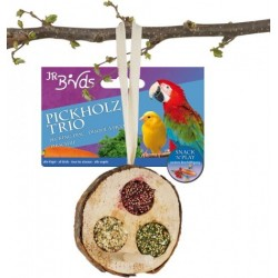"JR Birds Tarcza do dziobania ""Trio"" 70 g"
