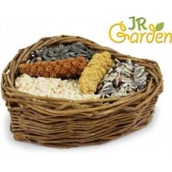 JR Garden Koszyczek wiklinowy w kształcie serca 250 g