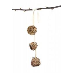 JR Garden Dzikie ptactwo - łańcuch z szyszek 60 g