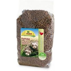 JR FARM Uczta dla fretek 2,5 kg