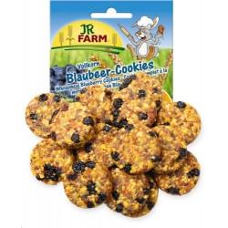 Ciasteczka z czarnych jagód 80 g JR FARM