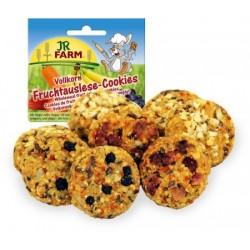 JR Pełnoziarniste ciastka owocowe 80 g JR FARM
