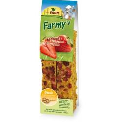 JR FARMY'S Truskawka 160 g