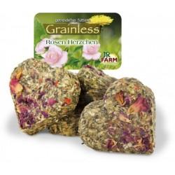 JR Grainless Kółka z grochu 105 g