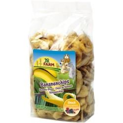 JR FARM Chipsy bananowe 150 g