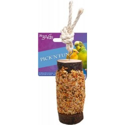 JR Birds Pick `n` Fun Papużki faliste & kanarki 135 g